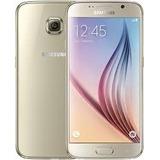 Samsung S6 Dorado Con Baston Selfie Y Envio Gratis