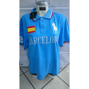 Polo By Ralph Lauren Azul Barcelona
