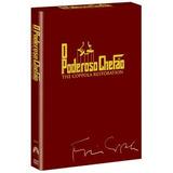Dvd Coleção Trilogia O Poderoso Chefão - The Coppola Rest