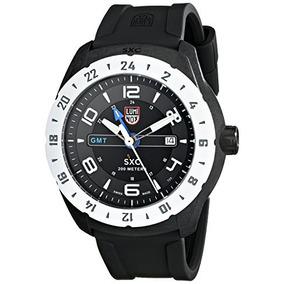 Luminox 5027 Watch Sxc Space Mens - Black Dial Carbon Case S