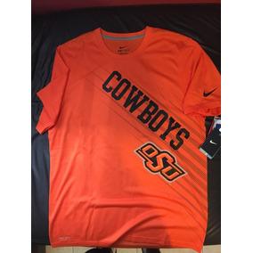 Playera Nike De Los Cowboys De Oklahoma State Ncaa a09733ca8b4