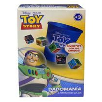 Juego De Dados Toy Story Dadomania (8644)