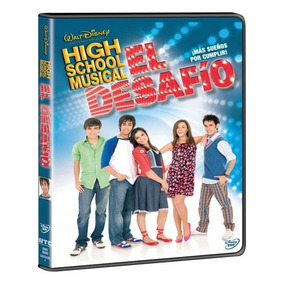 Dvd - High School Musical El Desafío