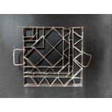 Antiguo Molde Calcareo / Cerámico / Mosaico/ Baldosa #10