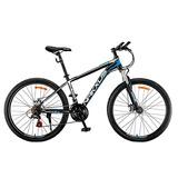 Bicicleta Nakxus 26mt20 R26 24v Freno Disc Horquilla De Bloq