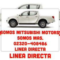Mitsubishi La Mejor Pick Up Comunicate 1127547415 Wapp