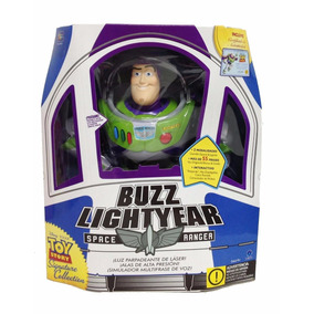 Buzz Lightyear Toy Story 55 Frases Interactivo Disney Orig