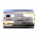 Potência Modulo Digital Buster Bb-2400gl 2400w