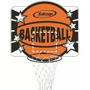Cesta De Basquete Tabela Basketball Madeira Com Aro De Ferro