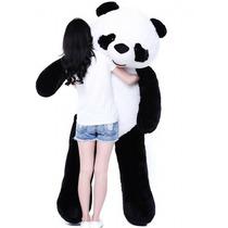 Urso Panda De Pelúcia Gigante 130cm Frete Gratis
