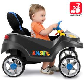 Veículo P/ Bebê Smart Baby Comfort Carrinho Passeio Infantil