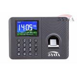 Control Asistencia Biometrico Capta Huella 1000 Usuarios