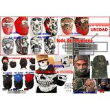 Mascaras De Calavera-mascara Para Moto-precios Varian