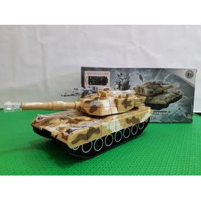 Brinquedo Carro Carrinho Tanque Guerra Militar Bate Volta