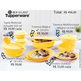 Kit Tupperware Sopeiras Actualité Amarela