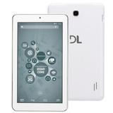 Tablet Dl Social Phone 700 8gb 3g Com Dual Chip E Tela 7 Br