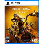 ..:: Mortal Kombat 11 Ultimate Edition ::.. Ps5 Game Center