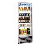 Freezer Vertical Porta De Vidro Slin 370 Litros - Polofrio