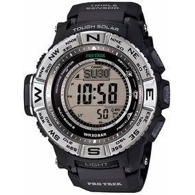 5a93b608fefe Reloj Casio Protek Triple Sensor en Mercado Libre México
