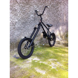 Bicicleta. Tipo Chooper R16