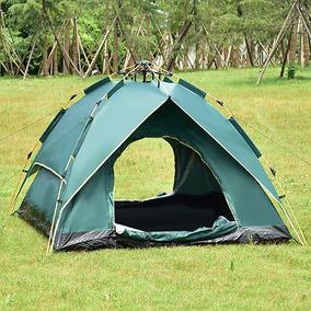 2-3 Persona Camping Tienda Hidráulica Automática Instantánea