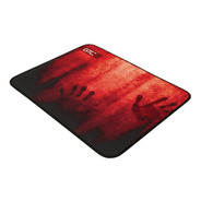 Mouse Pad Xl Gamer Pro Rojo 35x27cm Speed & Control Mousepad