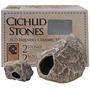 Galerías Subacuáticas Aug6551 2-pack Cíclidos Piedra
