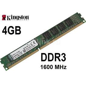 Memoria Ram Ddr3 De 4 Gb Para Pc