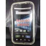 Capa Tpu Diamantada Motorola Atrix 4g Mb860 Mb 860