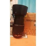Objetivo Nikon Lens