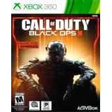 Call Of Duty Blackops 3 Xbox 360