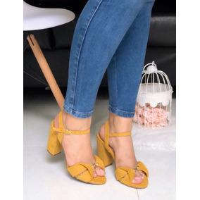 d835091a82a Zapatos Elegantes Y Comodos Para Dama - Zapatos Ocre en Mercado ...