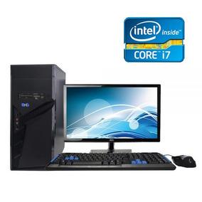 Computador De Escritorio Intel I7 Septima Generacion 4gb 1tb