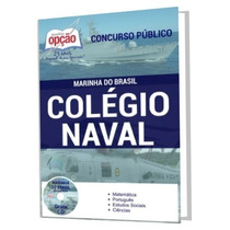 Apostila Marinha Do Brasil - Colégio Naval 2017 - Pré Venda