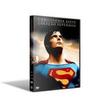 Dvds Superman Christopher Reeve Dublagem Classica Lindo Box!