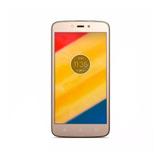 Celular Motorola Moto C Plus Xt1725 Gold