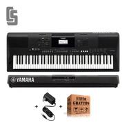 Teclado Yamaha Psrew410 6/8 76 Teclas  Especial Navidad