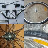 Kit De Bicicleta Elétrica