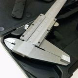 Calibre Metalico Isard 0-150mm Caja Plastica