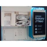 Samsung Galaxy J7 Neo Dorado Nuevo