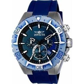 Reloj Invicta 22522 Poliuretano Azul Hombre