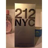 Perfume Carolina Herrera 212 Original Mujer 100ml 12 Pagos