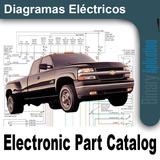 Diagramas Eléctricos Chevrolet Silverado 3500 1999-2002