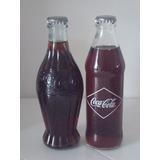 Conjunto De 2 Botellas De Coca Cola Coleccion 120 Años