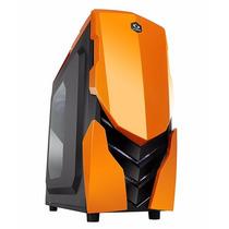Pc Completa Intel I3 6ta / 8gb Ddr4 / Hd 1tb / Rx 460 Gamer