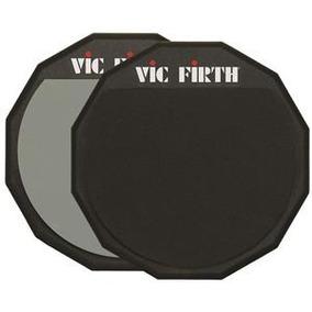 Vic Firth Practicador Bateria 6 Doble Cara Modelo Pad6d