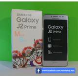 Celular Libre Samsung Galaxy J2 Prime 16 Gb Plata