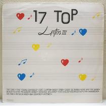 Disco Lp Vinilo 17 Top Lentos Vol. 3