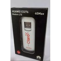 Modem 4g   3g Huawei E3276 - Desbloqueado Qualquer Operadora