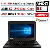 Laptop Lenovo Thinkpad X131e 11,6 Portátil, Amd E2-1800,